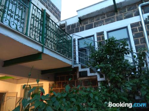 Spacious place in Tiberias. Perfect for six or more