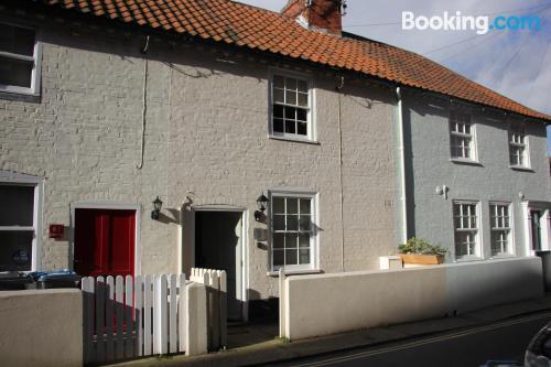Amplio apartamento de dos habitaciones en Aldeburgh