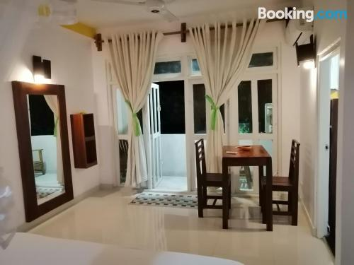 One bedroom apartment with internet and terrace