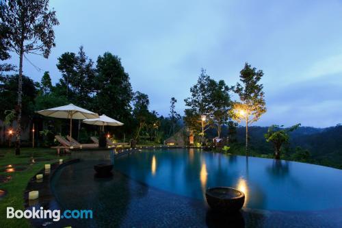 Cómodo apartamento en Tegalalang con vistas