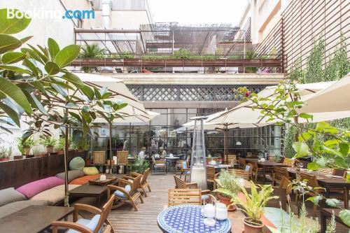 Superb location in Palma de Mallorca. Enjoy your terrace
