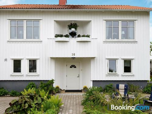 Place with internet in incredible location of Lysekil