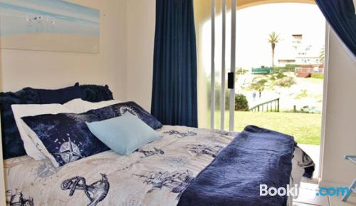 One bedroom apartment place in St Francis Bay perfect for groups.