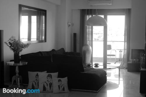 Apartamento con vistas. ¡internet!.
