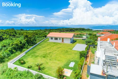 Apartment for 6 or more in Ishigaki Island.