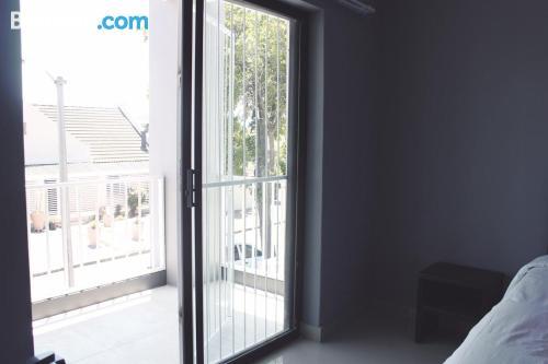 Cuco apartamento dos personas en Ciudad del Cabo.