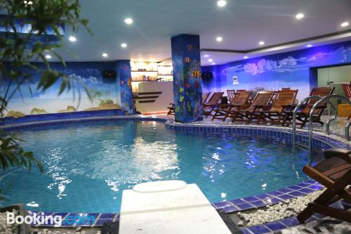 Apartment for 2 in Vientiane with pool