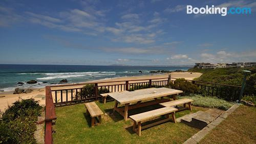 Apartment for 6 or more in Plettenberg Bay. Good choice!