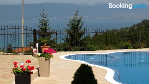 Apartamento con vistas en Ohrid