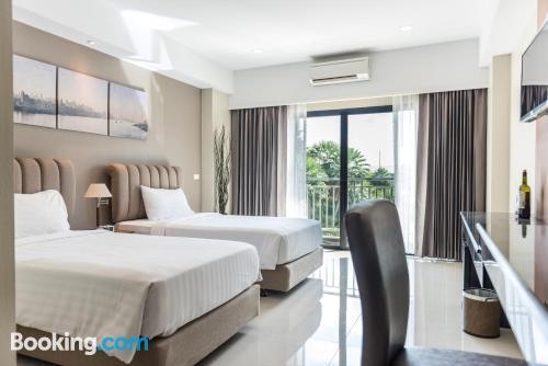 Apartamento de 35m2 en Lat Krabang perfecto dos personas
