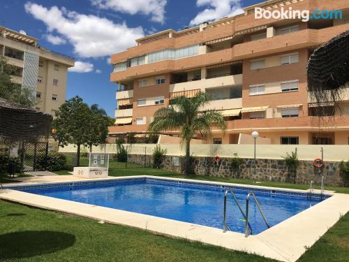 Apartment in Torremolinos with terrace