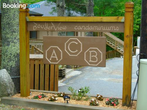 One bedroom apartment in Beech Mountain with heat