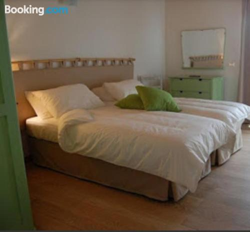 Pequeño apartamento parejas con vistas y internet
