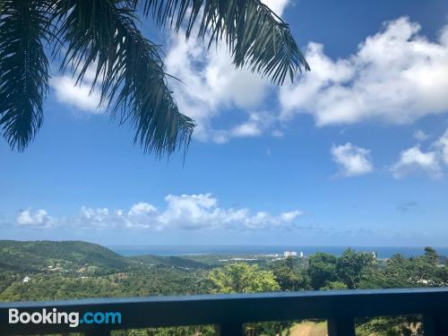 Apartment with internet in Luquillo.