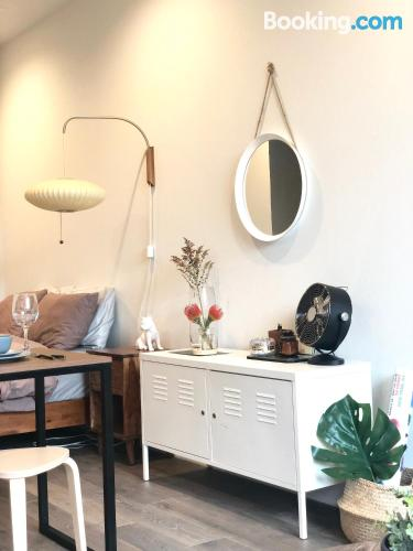 Convenient one bedroom apartment in Austin.