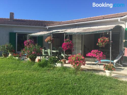 Home in Aléria great for groups!
