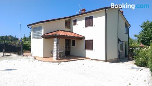Apartamento en Novigrad Istria con terraza