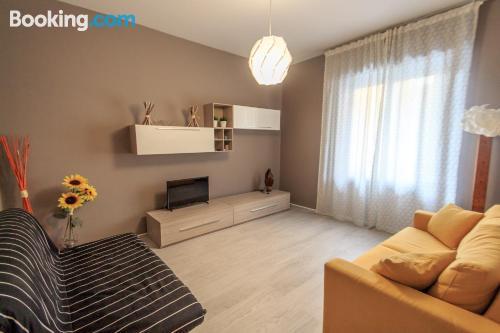 Ideal, dos habitaciones. ¡75m2!.