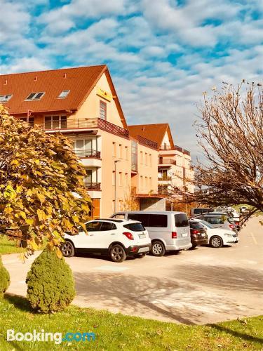 Apartamento de 35m2 en Moravske-Toplice con aire acondicionado