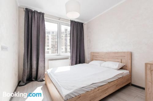 Cómodo apartamento en Minsk.