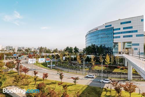 Apartamento con conexión a internet en Seúl.