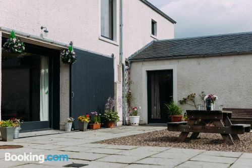Home in Alyth. Perfect for families