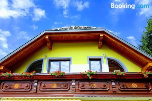 Apartamento cuco en Begunje na Gorenjskem con wifi