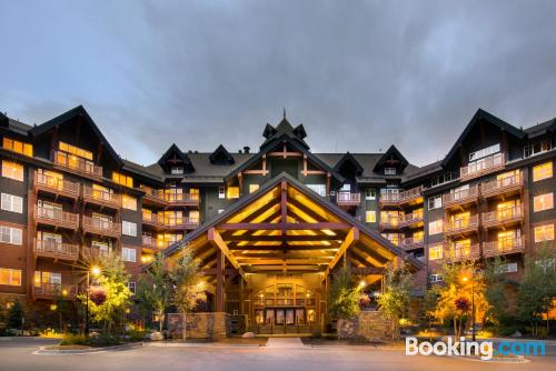 One bedroom apartment in Breckenridge with air