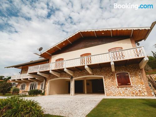 Great one bedroom apartment in Campos do Jordao.