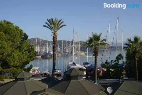 Tiny apartment in best location of Fethiye