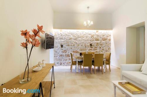 Apartamento en Panormos Rethymno con conexión a internet