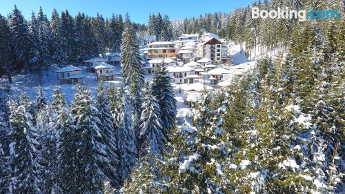 Apartment for 2 in Pamporovo with heat