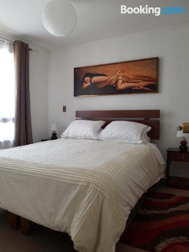 Apartamento en San Pedro de la Paz de tres dormitorios