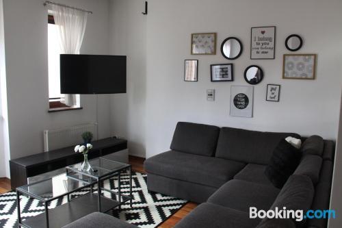 Comfortable dog friendly apartment. 55m2!