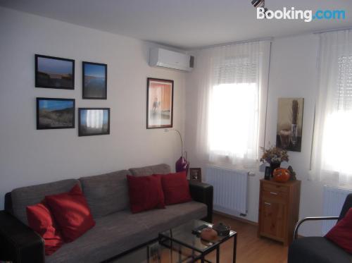 Apartamento de una habitación en zona inmejorable con vistas y wifi