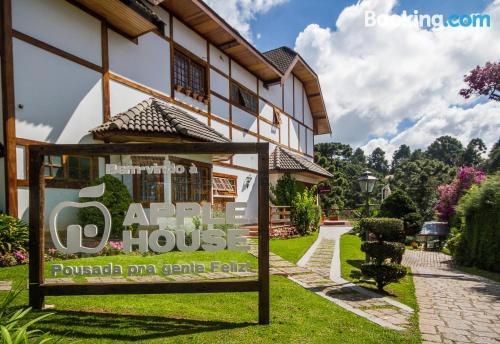 Place in Campos do Jordao. For two people