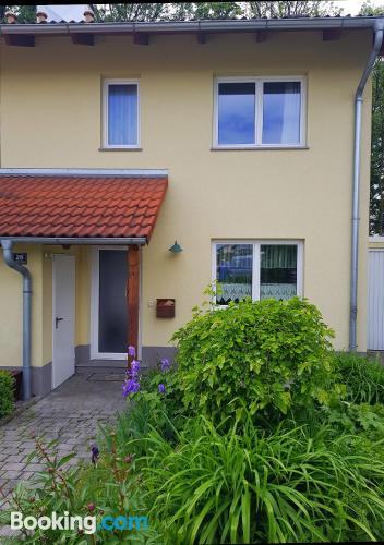 Experience in Wallern an der Trattnach. Cot available.