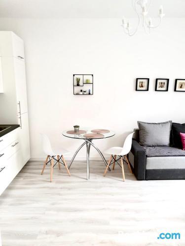 Apartamento de 32m2 en Katowice con conexión a internet
