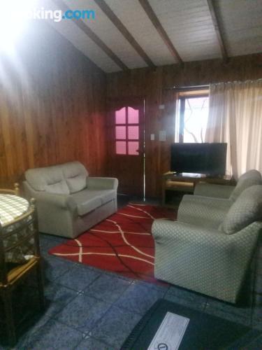 Apartamento para grupos en Villarrica.