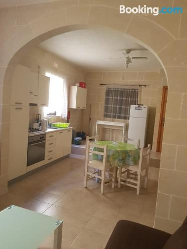 Home in Qala for two people