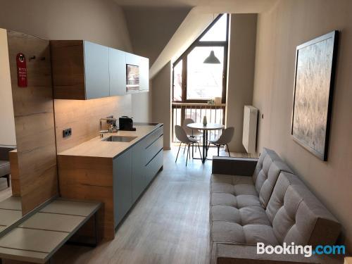 Petite apartment. Best location