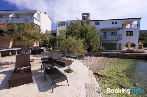Apartamento en Putniković con terraza