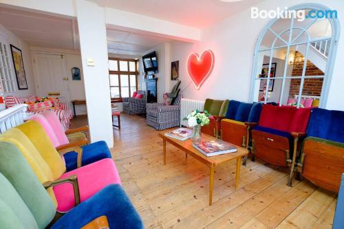 Massive apartment in Brighton & Hove. Perfect!.