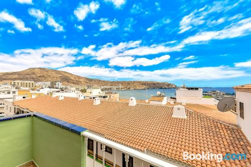 Home for 2. Los Cristianos perfect location!