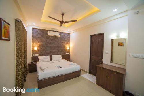 Apartamento pequeño con wifi