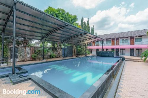 Apartamento para cinco o más en Lembang.