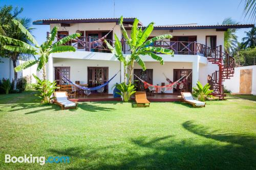 1 bedroom apartment home in Cumbuco with terrace!.
