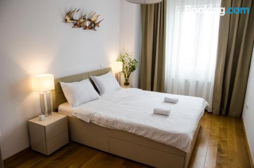 Apartment in Bucharest. For two