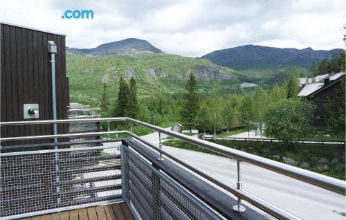 Apartamento en Hemsedal perfecto para familias
