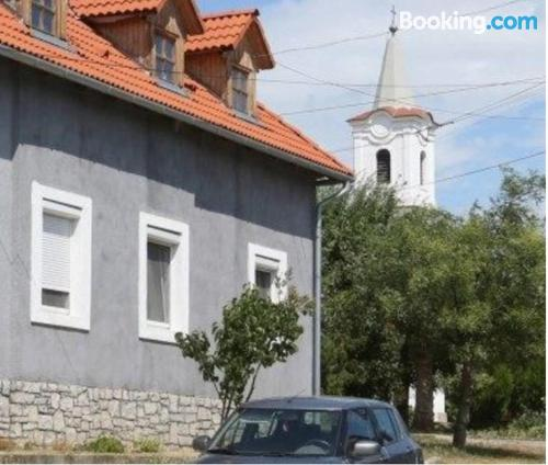 Place in Balatonakali with internet.